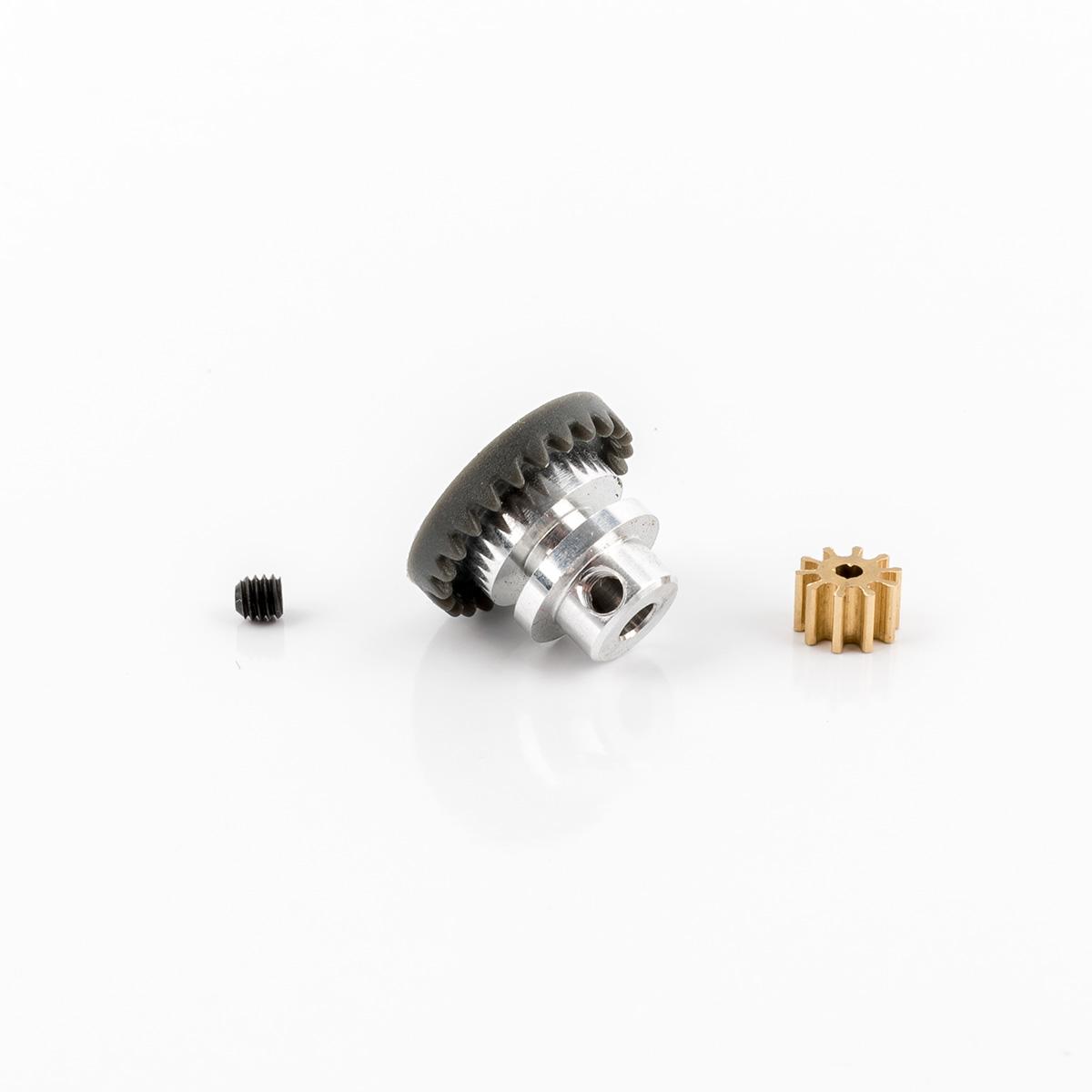 SRC: Des pièces de rechange pour la McLaren M23