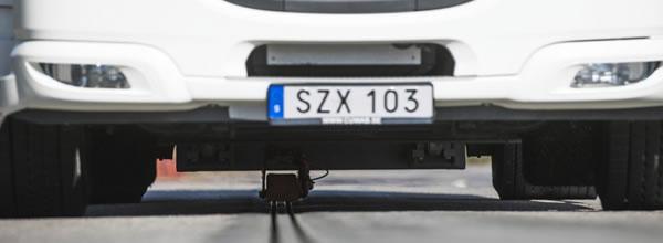eRoadArlanda: La Suède propose la première route électrique à rail conducteur