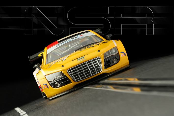 NSR: Audi R8 No.74 24hr Daytona 2012 Oryx Racing. NSR65SW
