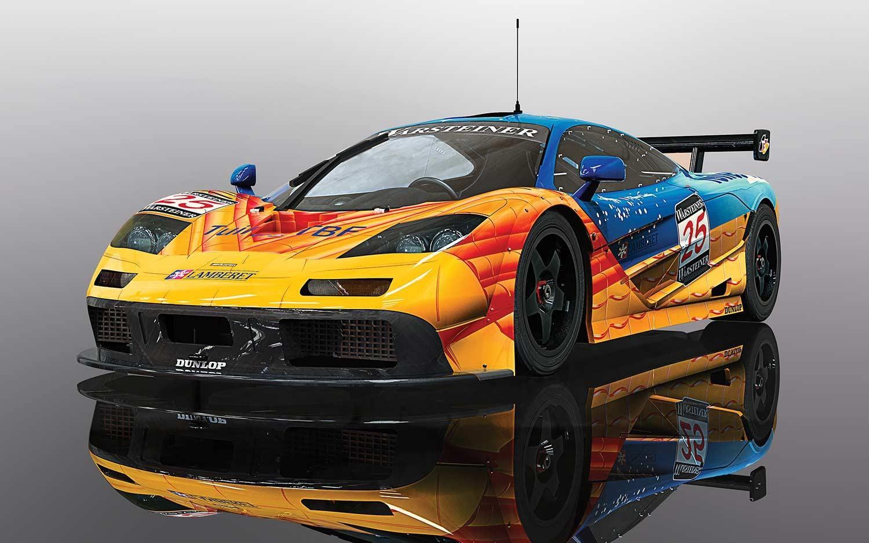 MCLAREN F1 GTR - FIA GT NURBURGRING 1997