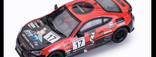 Policar: Les caractéristiques de la Toyota GT86 Gazoo Racing