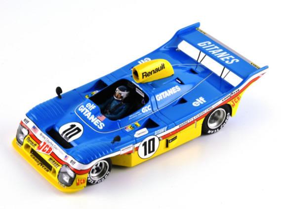 Mirage Renault GR8 24H. Le Mans 1977 #10 - Vern Schuppan & Jean-Pierre Jarier