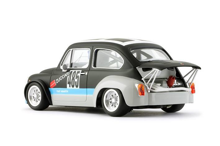 BRM084 - FIAT ABARTH 1000 TCR ZUCCARI #485 CAMPIONATO ITALIANO TURISMO 1973
