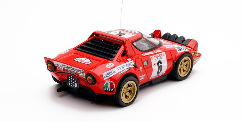 Team Slot : La Lancia Stratos Tour de Corse 1975