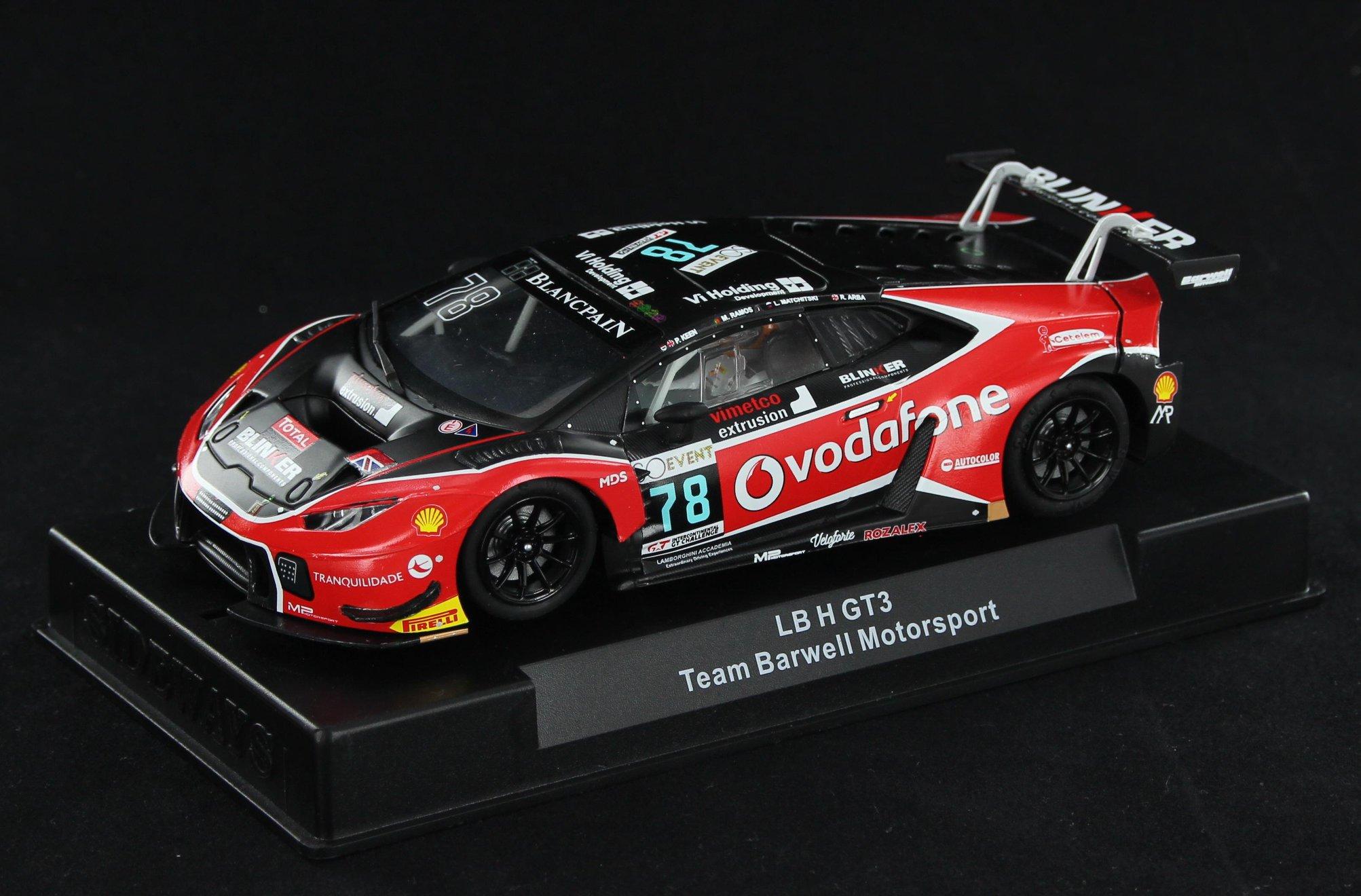 - SWCAR01E LB H Gt3 Team Barwell Motorsport