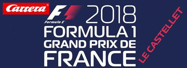Carrera: Une vision particulière du Grand Prix de France F1