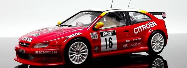 MARALIC : La Citroën Xsara Tour de Corse 1999 1/32