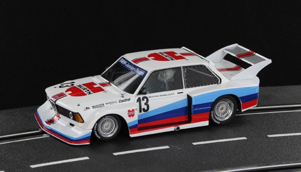Racer Sideways BMW 320 GR.5 BMW Junior Team DRM 1977 No.13 - Ref : SW58A