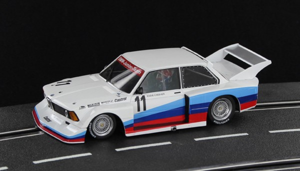 Racer Sideways BMW 320 GR.5 BMW Junior Team DRM 1977 No.11 -Ref : SW58B