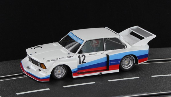 Racer Sideways BMW 320 GR.5 BMW Junior Team DRM 1977 No.12 - Ref : SW58C