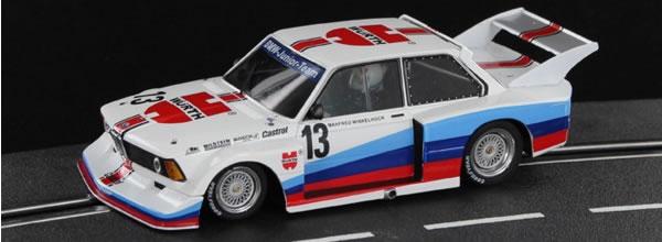 Sideways: les trois BMW 320 GR.5 BMW Junior Team DRM 1977