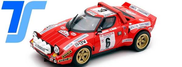 Team Slot : La Lancia Stratos Tour de Corse 1975