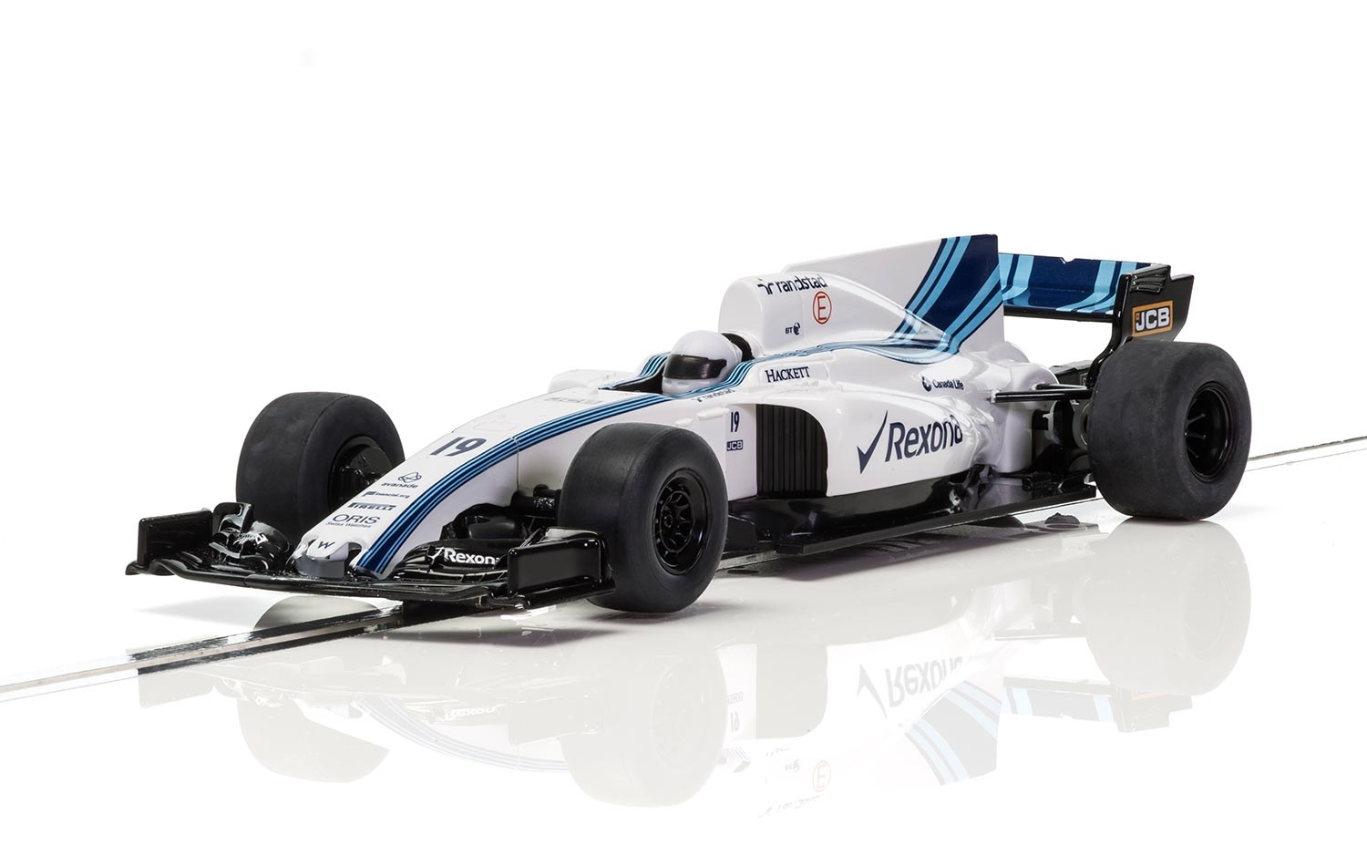 WILLIAMS FW40 CAR - 2017 : C3955