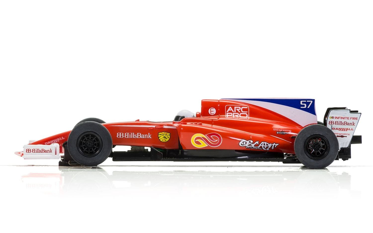 Formule 1 RED STALLION F1 CAR : C3958