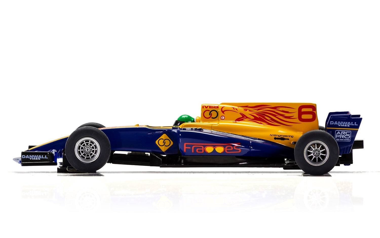 Formule 1 BLUE WINGS F1 CAR : C3960