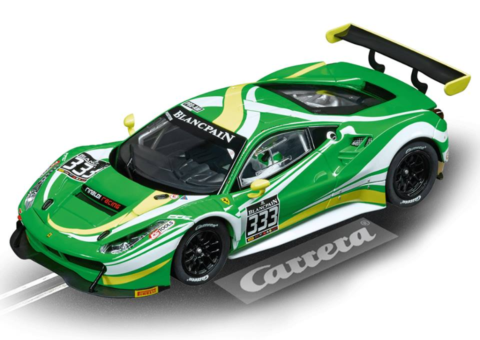 "Carrera Evolution 27579 Ferrari 488 GT3 ""Rinaldi Racing, No.333"""