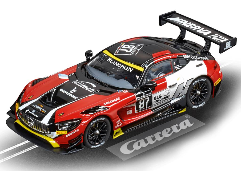 "Carrera Evolution 27578 Mercedes-AMG GT3 ""AKKA ASP, No.87"""