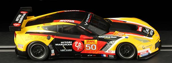 NSR Slot: La Corvette C7R Larbre Compétition #50 FIA WEC