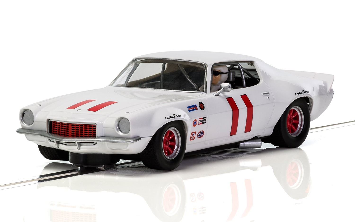 Scalextric : la Chevrolet Camaro - Historic Trans Am 2016 C3922