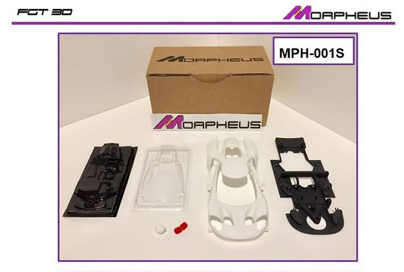 Morpheus - la FGT kit 3D