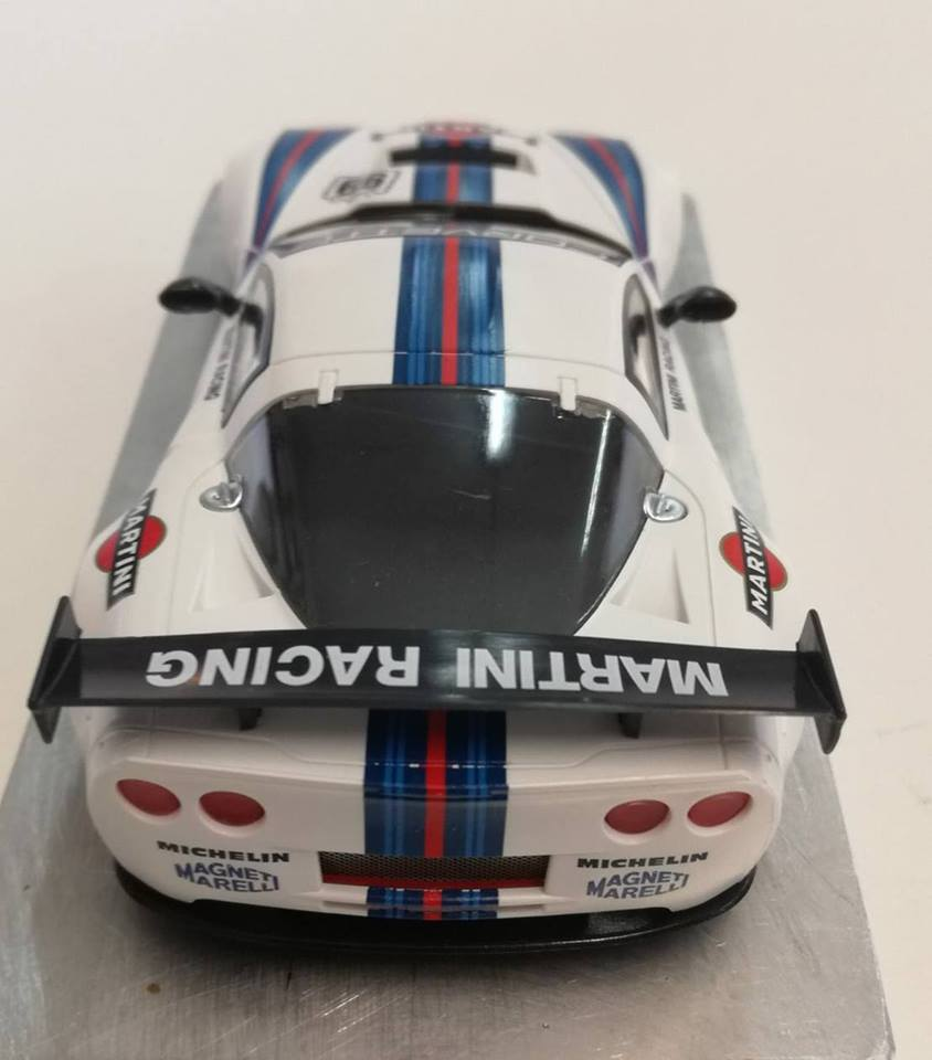 Corvette C6r Martini Racing « Ready for Racing » 0083 AW
