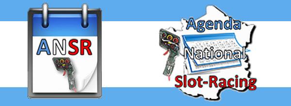 ANSR: Un nouveau site Internet pour l'agenda du slot racing