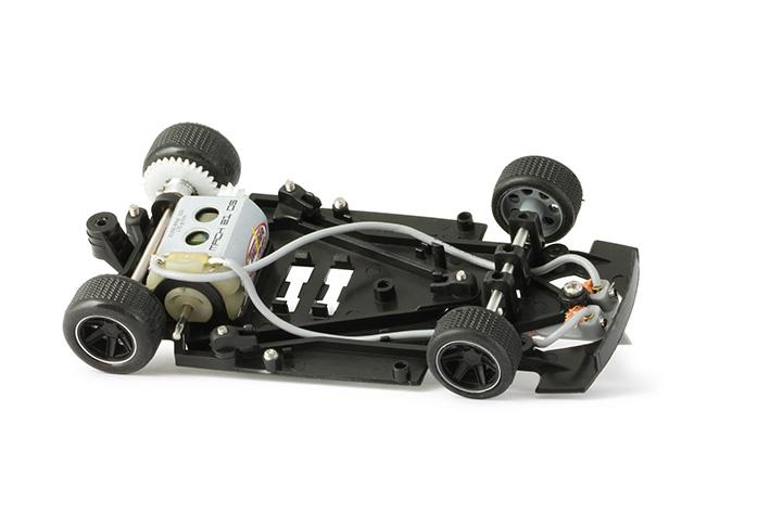ThunderSlot: le kit blanc de la McLaren M6A au 1/32