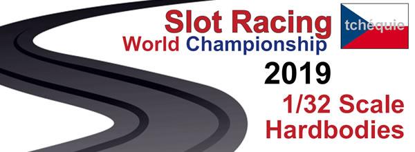 ISRA 1-32 Scale Hardbodies championnat du monde 2019