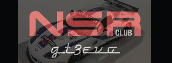 NSR Slot: la GT3 « Pronto Corsa » dévoilée