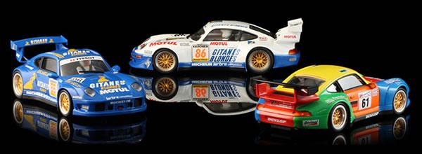 RevoSlot: La nouvelle salve de Porsche 911 GT2 en approche