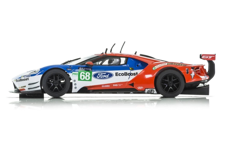"""Scalextric: La Ford GT GTE Le Mans 2017 No.68 """"C3857"""""""