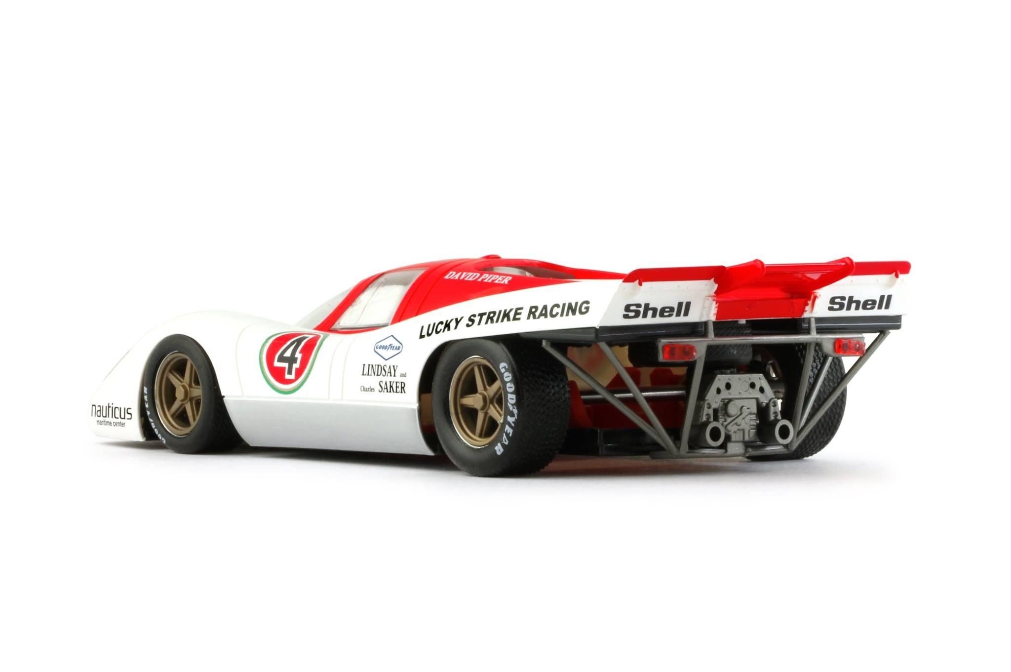 NSR Slot : la Porsche 917K n.4 Lucky Strike 0073SW