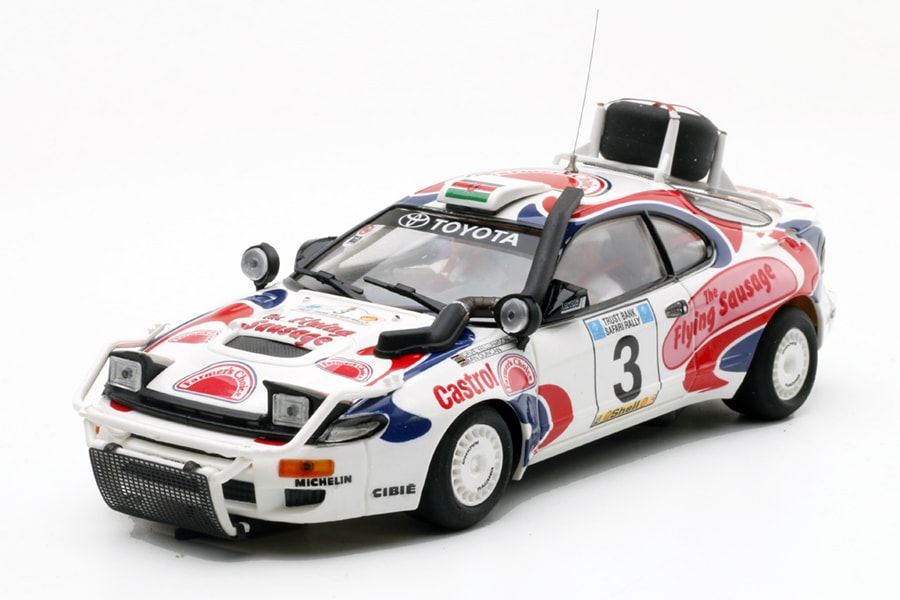 La Toyota Celica GT4 Safari Rally 1994