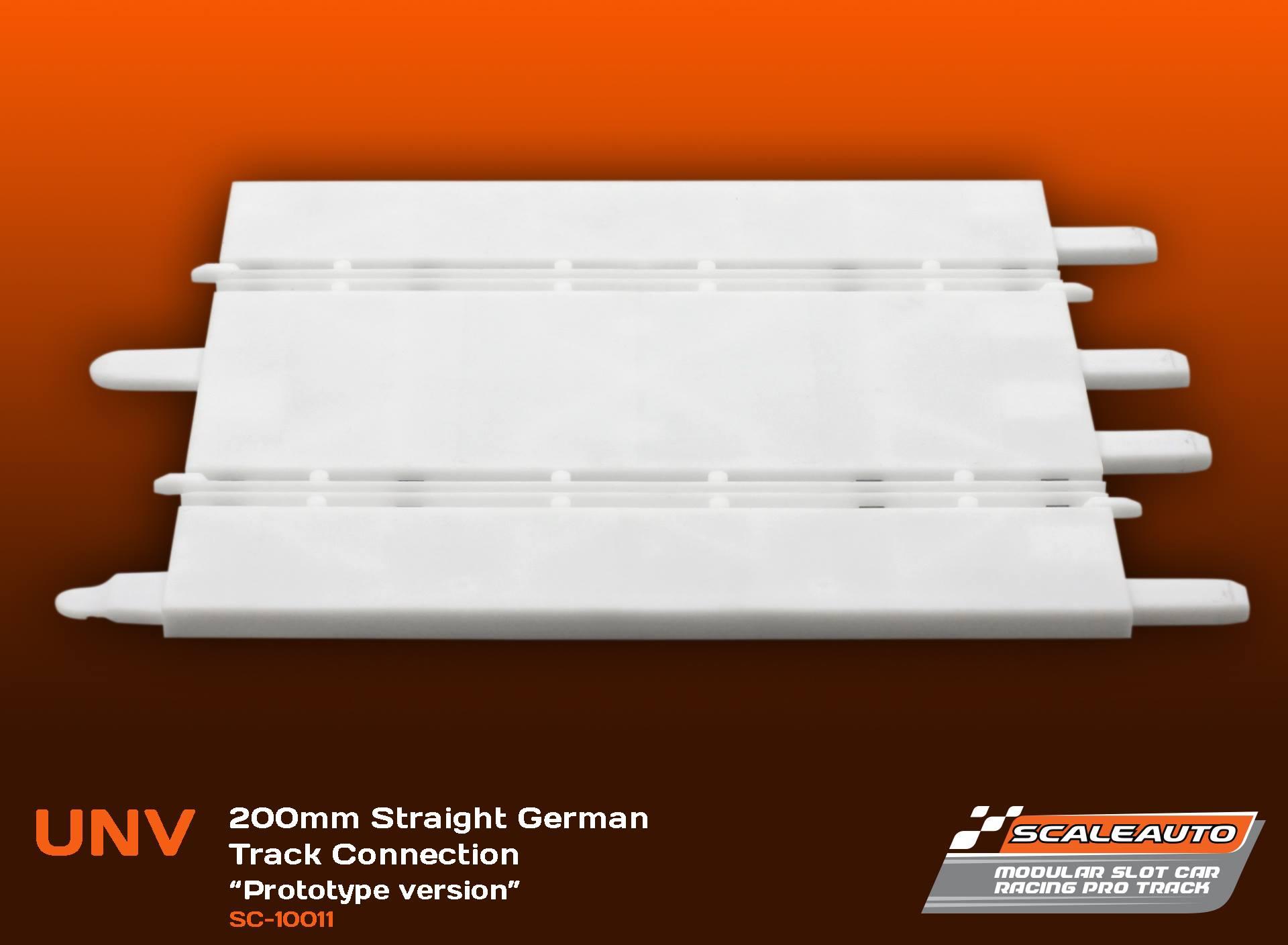 """Scaleauto: des nouvelles du systeme de rails plastiques """"Scaleauto Pro-Track"""""""