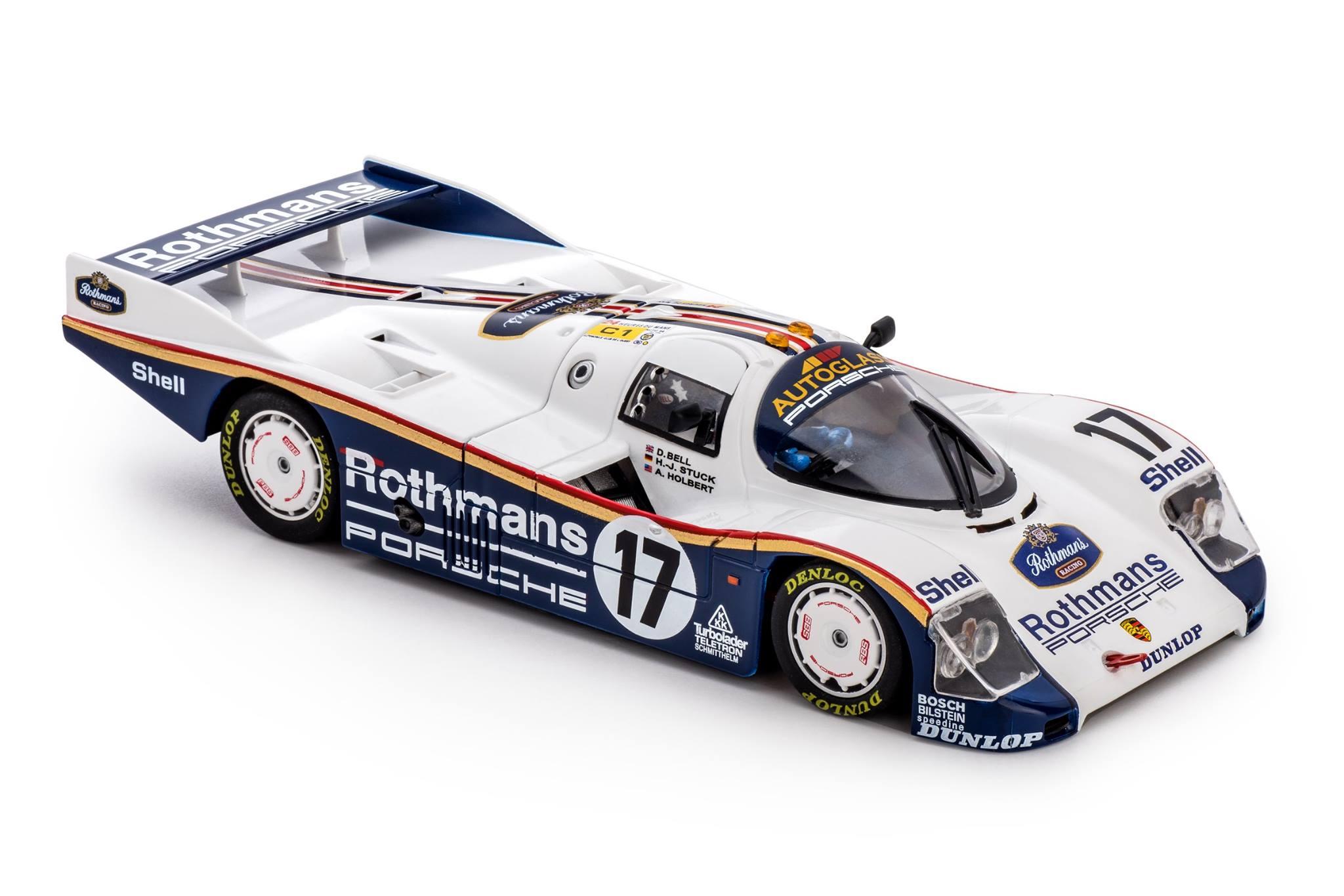 Porsche 962C LM Vainqueur - SI-CW20 Slot.it