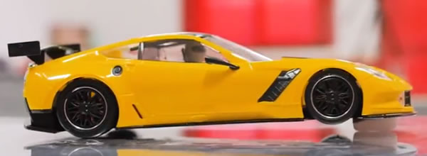 NSR Slot: Un Tutoriel vidéo pour assembler la Corvette C7R