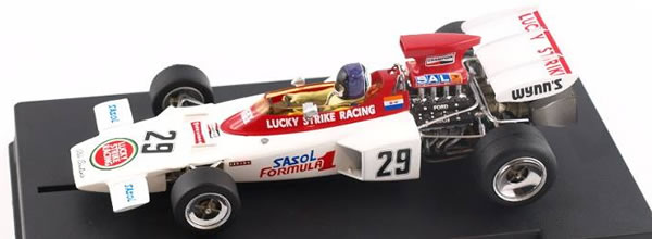 Policar : la Lotus 72 Lucky Strike PO-CAR02E