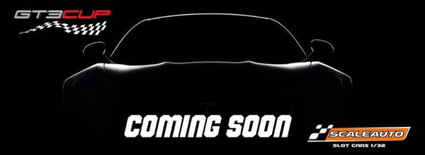 Scaleauto Une nouvelle GT3 à l'echelle 1-32 est annoncée