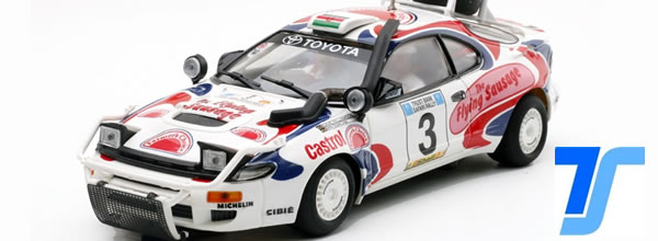 Team Slot: La Toyota Celica GT4 Safari Rally 1994