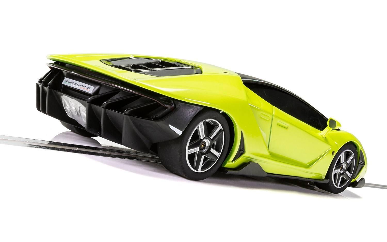 Scalextric C3957 Lamborghini Centenario - Green