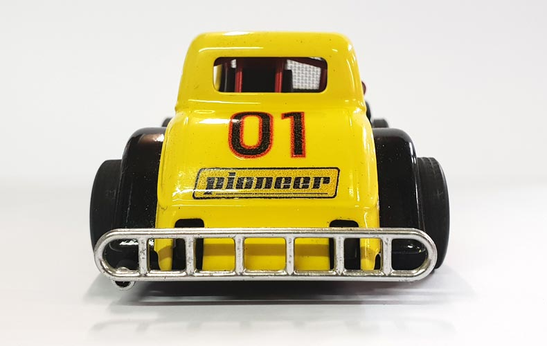Pioneer Slot Car: la Ford Coupé 34 - dans sa version TEST