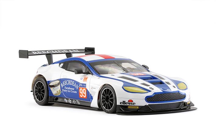 NSR Slot: ASV GT3 No.99 24h le Mans 2016 Ref: NSR-0078