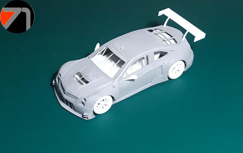 The Area Slotcars Cadillac ATS V GT3