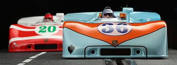 NSR Slot: le deuxième coffret Poker AS Porsche 908/3 TARGA FLORIO 1970