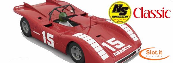 NonnoSlot: la Fiat Abarth 2000 SPORT SPIDER -1970
