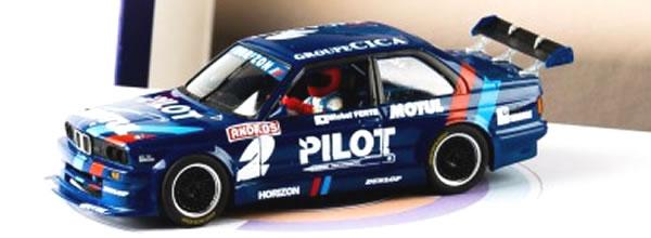 Slotwings la la BMW M3 E30 Supertourisme Dijon 1991