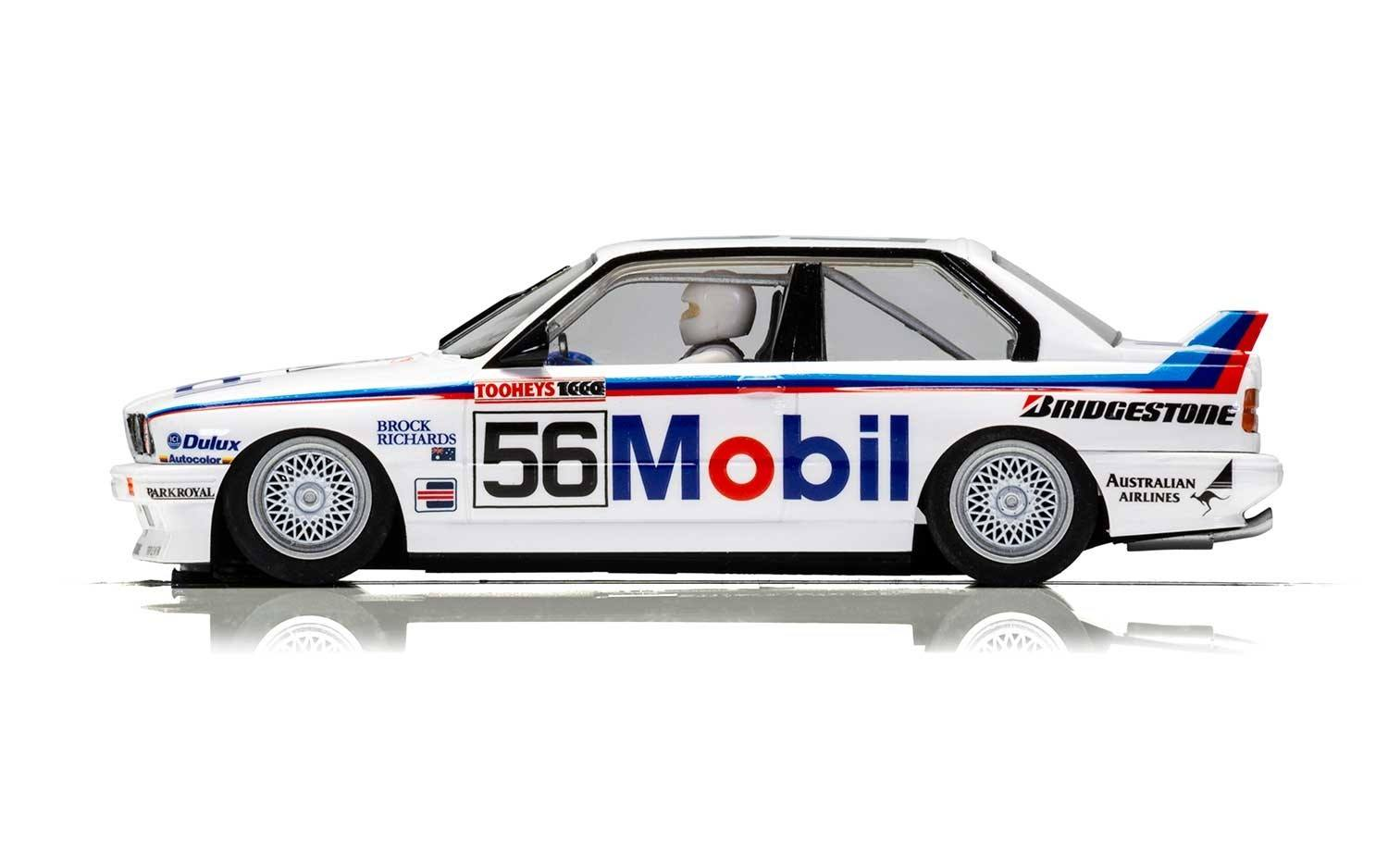 Scalextric: BMW E30 M3 - BATHURST 1000 1988