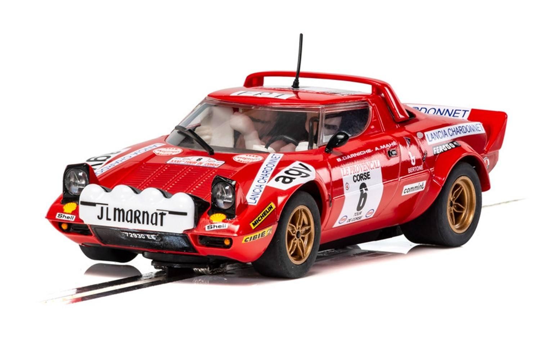 Lancia Stratos - Tour de Corse - Rallye de France 1975 référence C3930