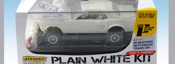 Pioneer: la Mustang Notchback version White Kit