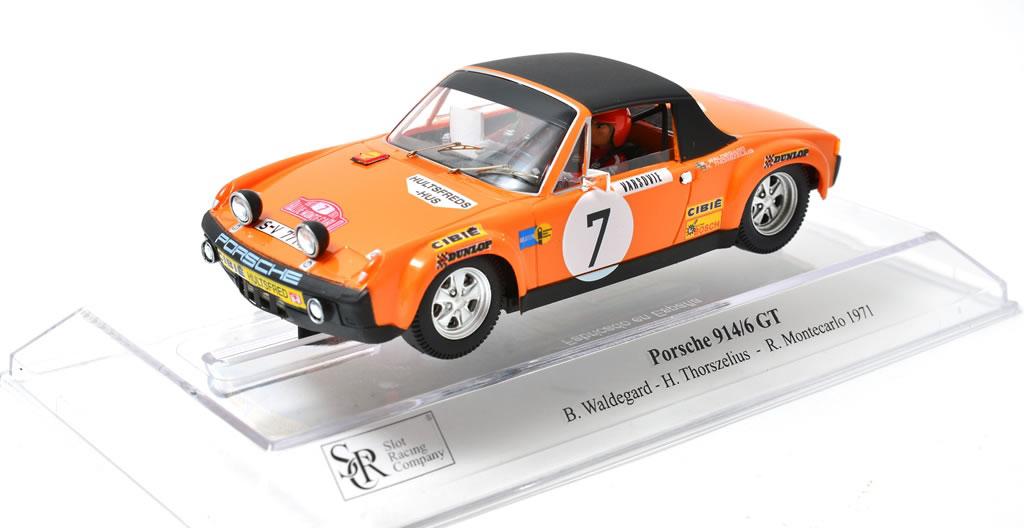 Porsche 914 SRC #7